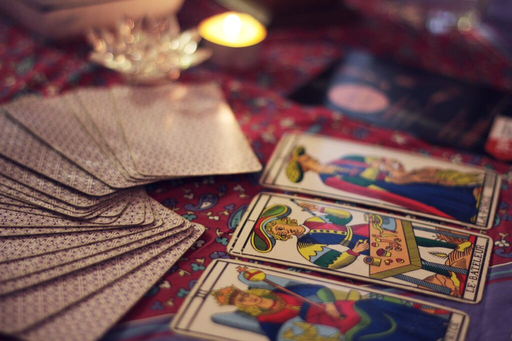 Private and Group Tarot Readings